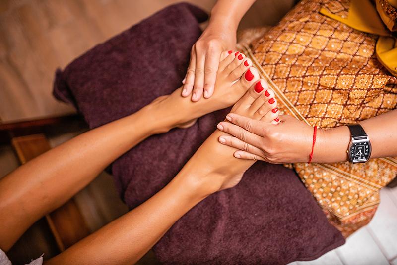 Thailaendische-Fussmassage