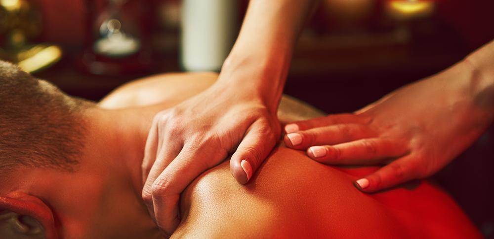 Thailaendische-Massage